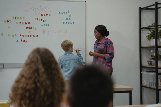 Teaching in Austin