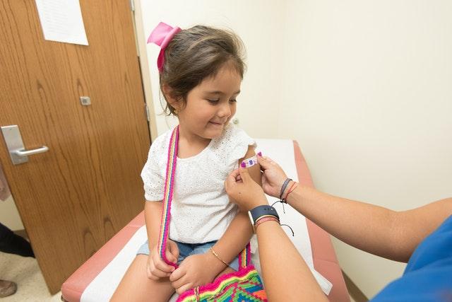 A Word On Texas School Immunizations